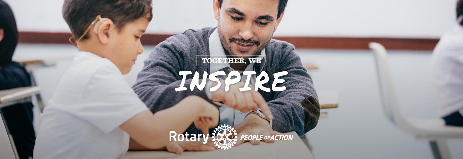 Together, We Inspire