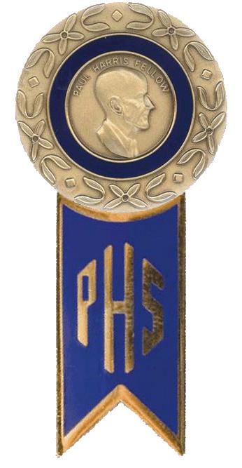 Paul Harris Society Chevron
