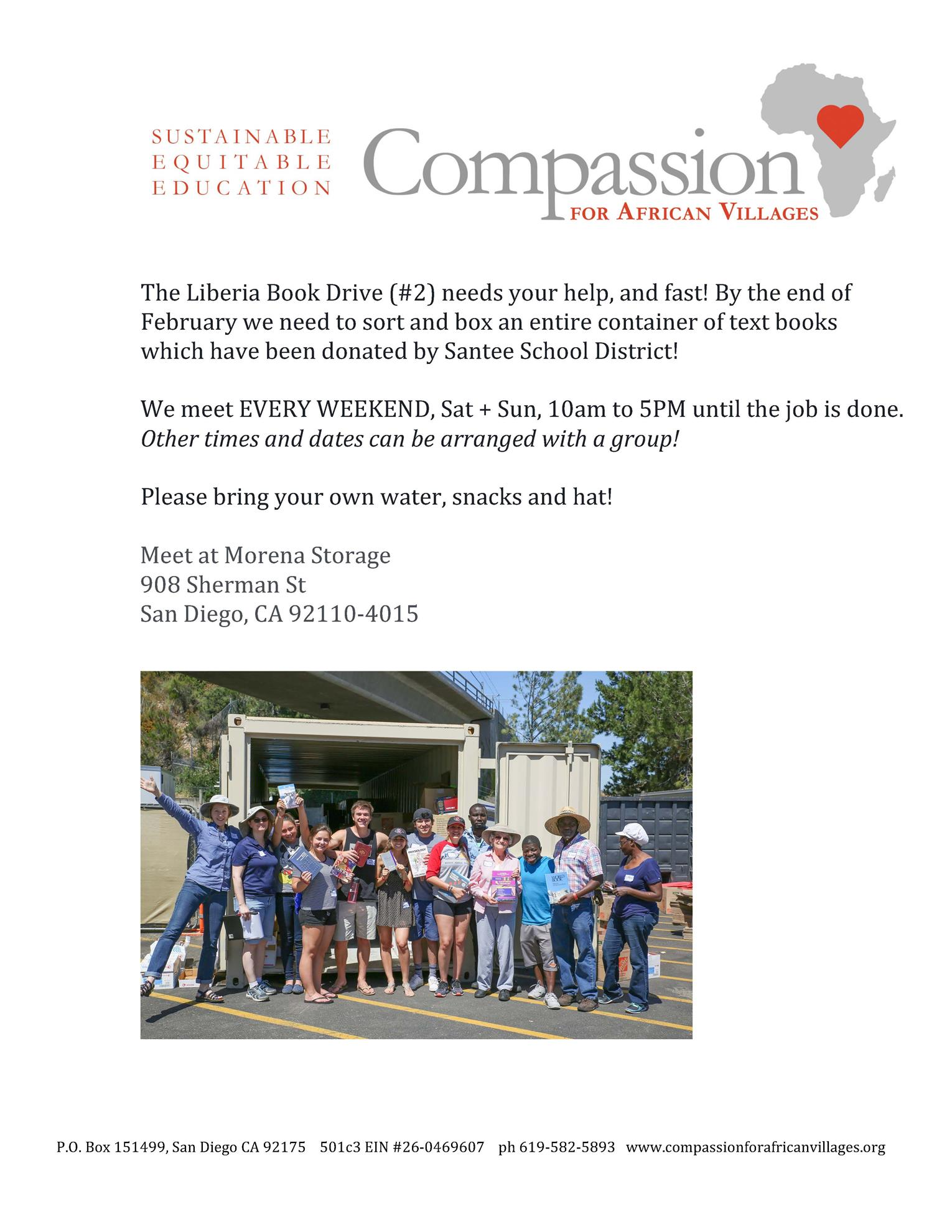 Stories district 5340 compassion for african villages a 501c3 organization is partnering with the rotary club of el cajon sunset the la mesa sunrise rotary rotarkidz box of aiddatafo Images
