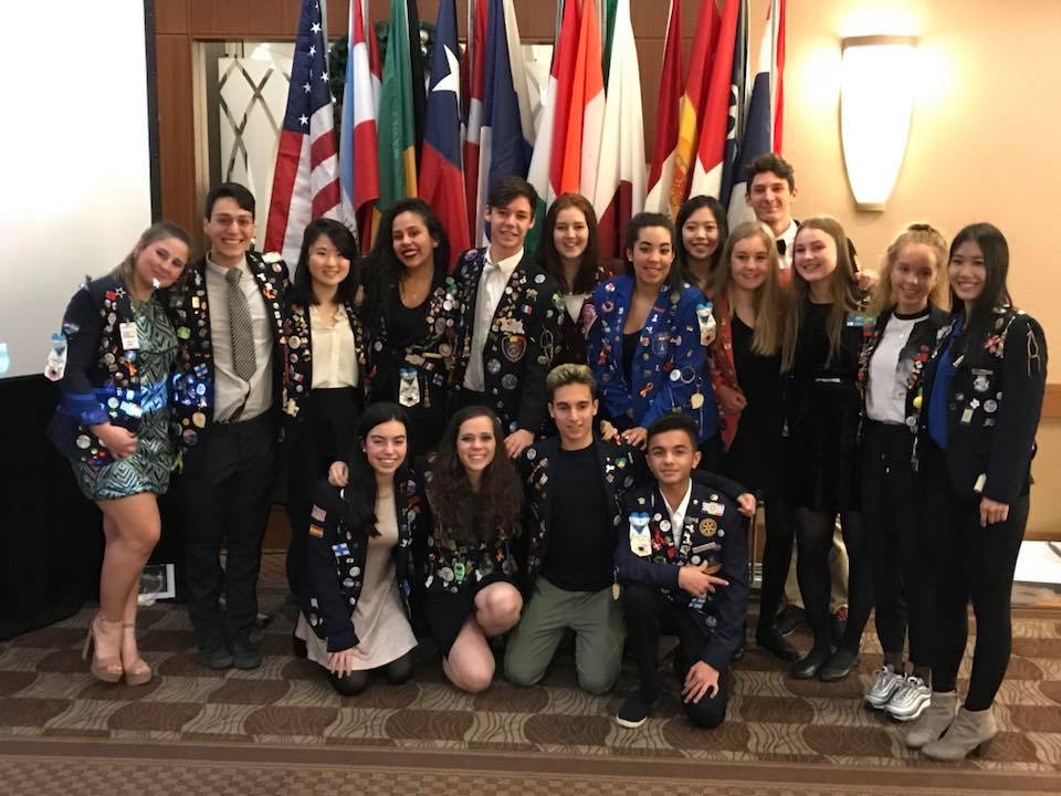 rotary district 7150 youth exchange students class of 2017-2018