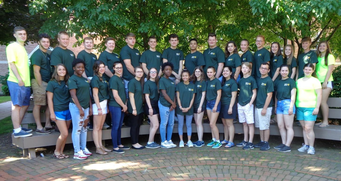 rotary youth leadership awards ryla district 7150 class of 2018 photo