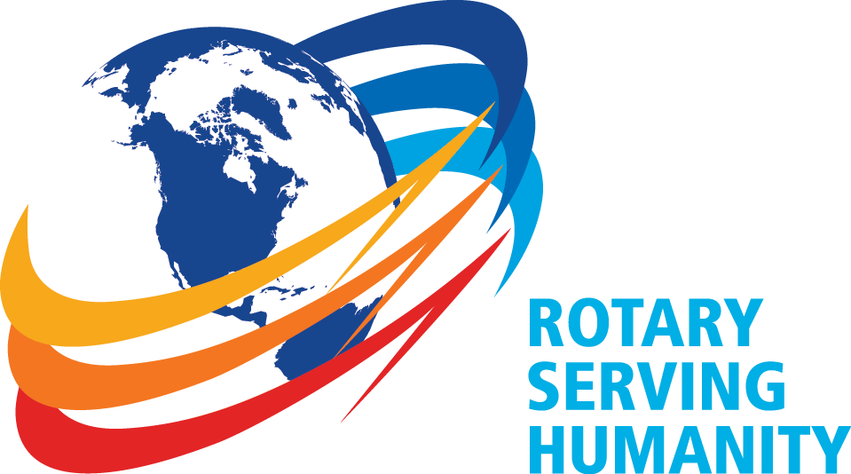 rotary serving humanity theme logo for rotary international 2016-17