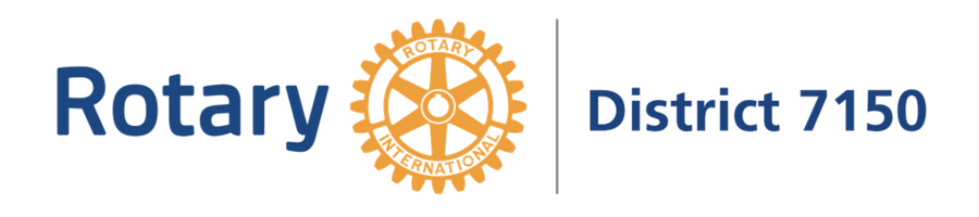 rotary district 7150 logo