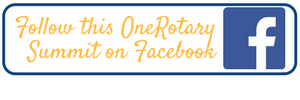 follow the onerotary summit west on facebook