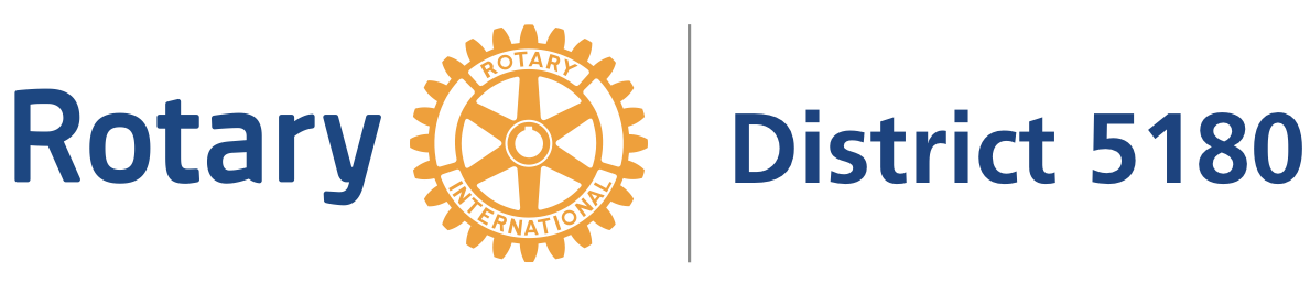 District 5180 logo