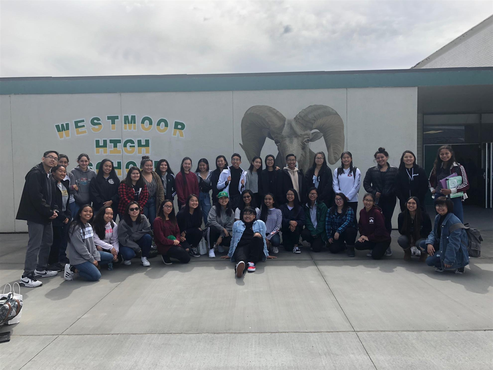Westmoor Interact Club