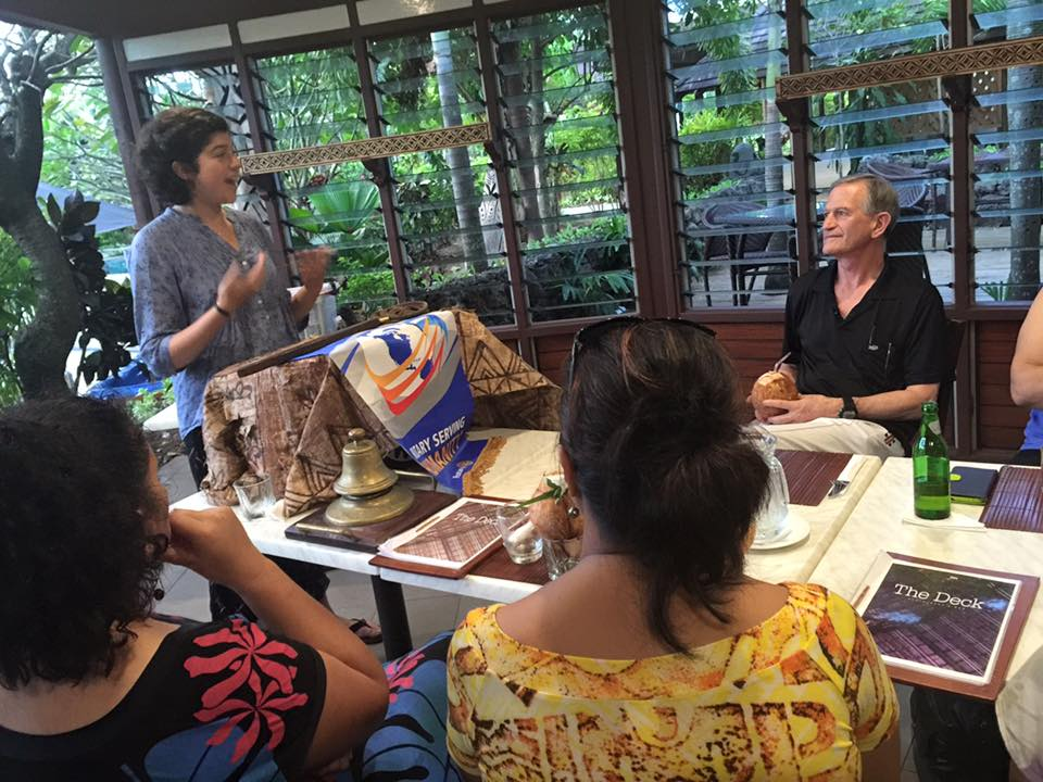 News From Western Samoa District 9920