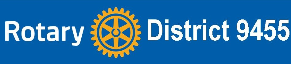 District 9455 logo