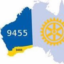 Rotary District 9455 is the biggest Rotary district in. Australia,  encompassing most of Western Australia with 48 clubs.