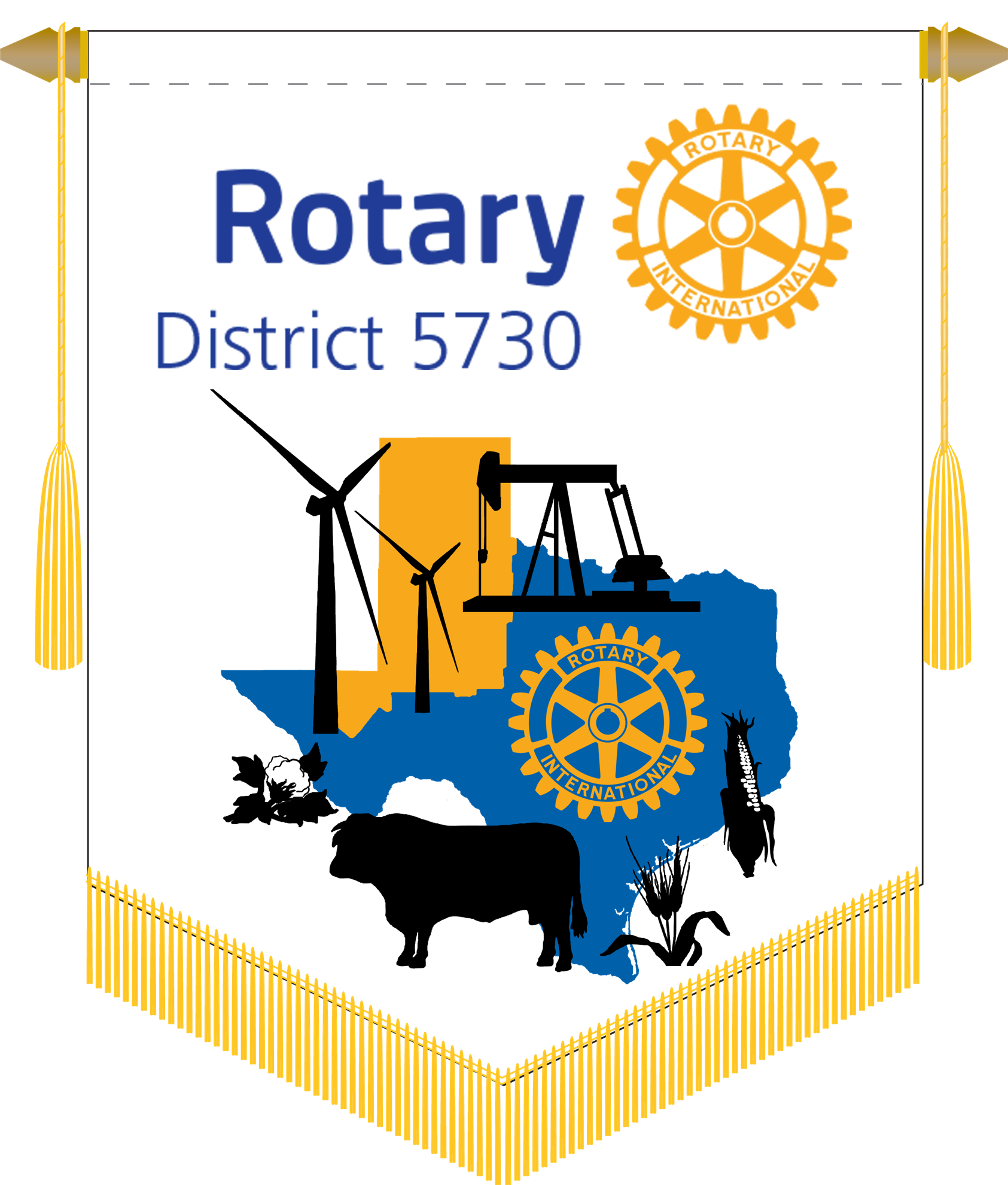 District 5730 Banner