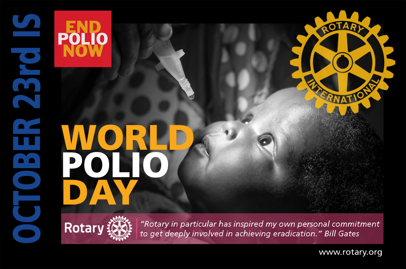 World Polio Day by Caro