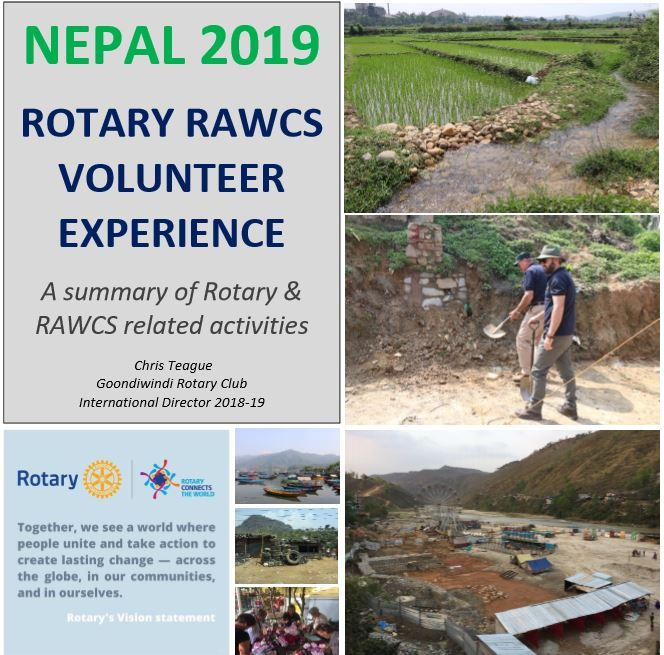 Nepal RAWCS Report 2019 | District 9640
