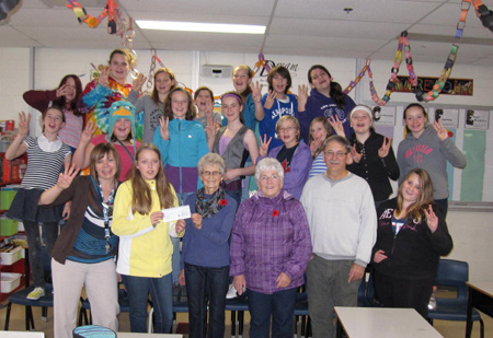 Perth-Andover Students for Change