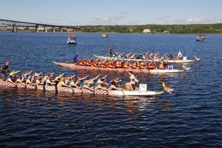 Chatham Dragon Boat Festival