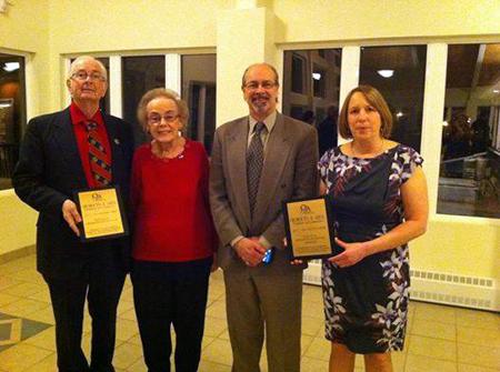 Oromocto Chamber Award