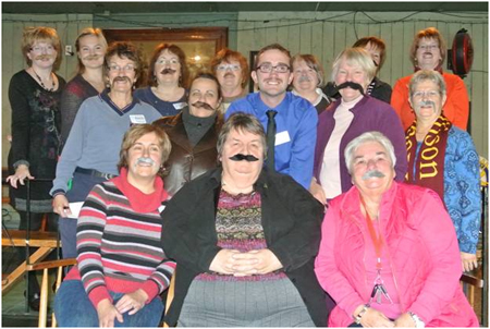Sackville - Movember