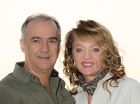 DG Jaco & Lisa Stander