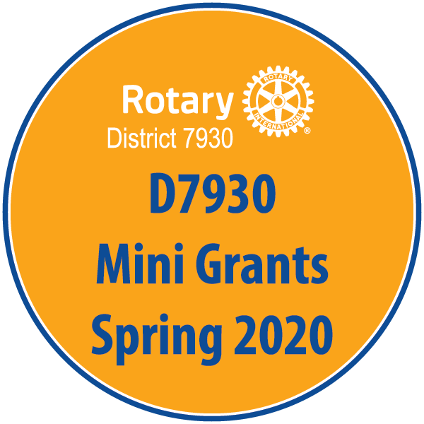 D7930 Spring 2020 Mini Grants Available District 7930  District 7930