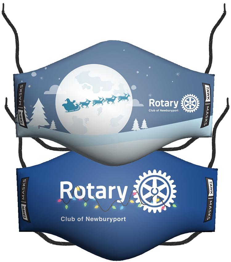 Newburyport Rotary Masks