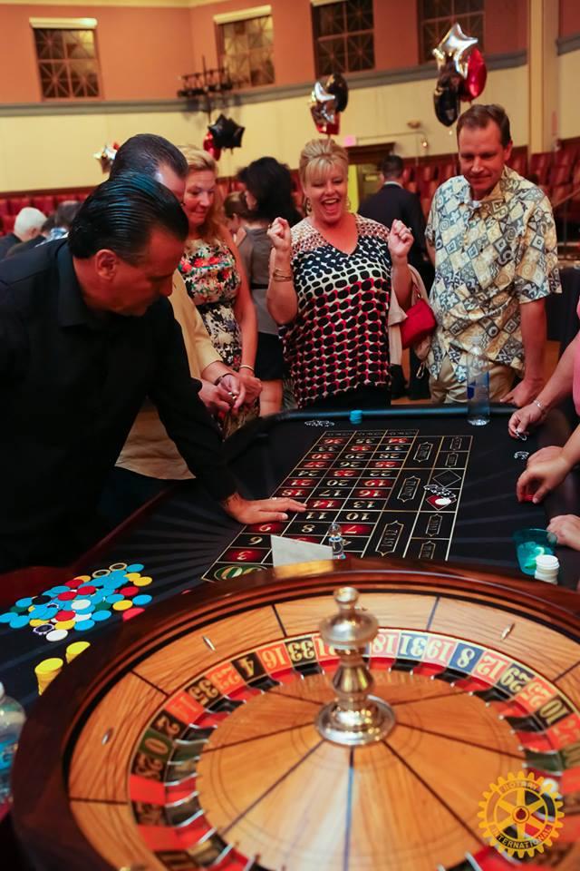Charity casino evening steve ehlen gambling