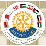District 2452 logo
