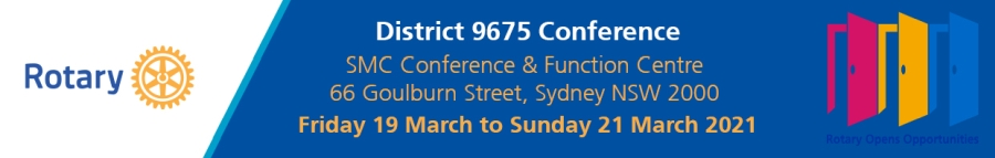 District Conference 2021