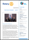District 9675 Newsletter for July 2017