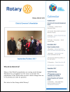 Rotary District 9675 Newsletter for September to October 2017