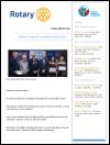District 9675 newsletter for April 2018