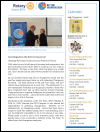 Rotary District 9675 newsletter for July 2018