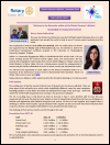 District Governor's Newsletter for November 2019