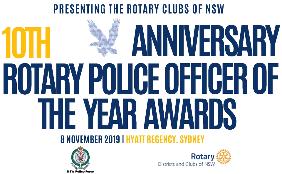 10th Anniversary Police Officer of the Year Awards