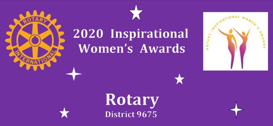 Rotary Inspirational Women's Awards 2020