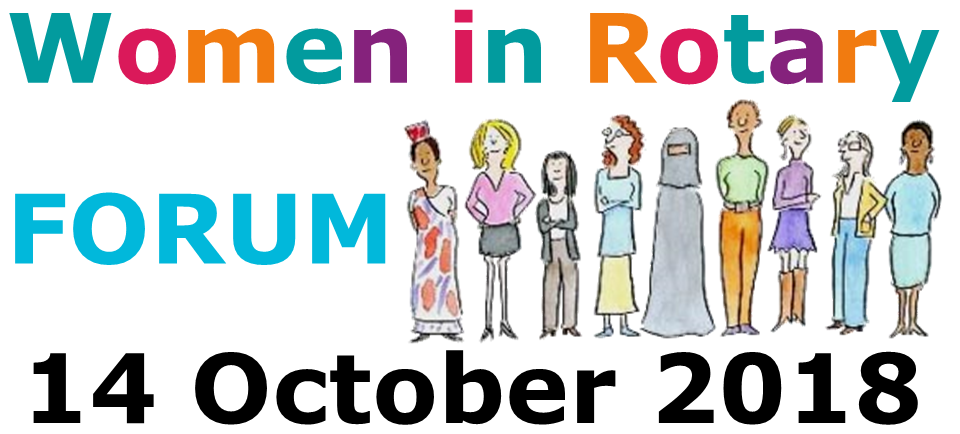 Women in Rotary Forum