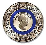 Paul Harris badge
