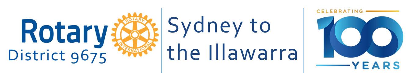 District 9675 logo