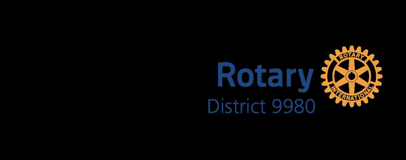 District 9980 logo