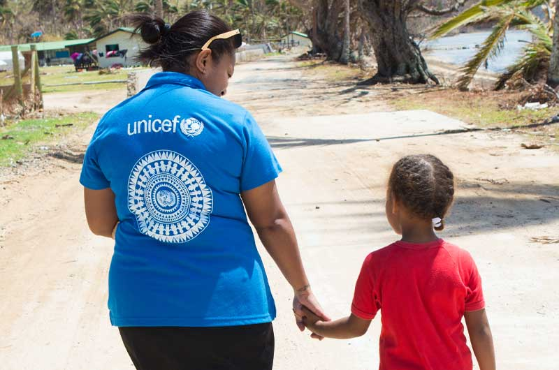 Rotary and Unicef partnership