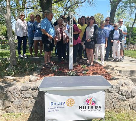 Rotary Club of Kingman Route 66