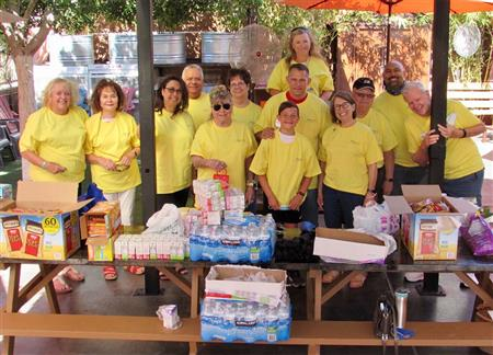 Rotary Club of Prescott Sunup