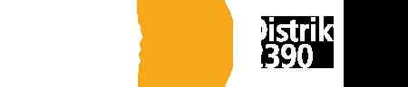 Distrikt 2390 logo