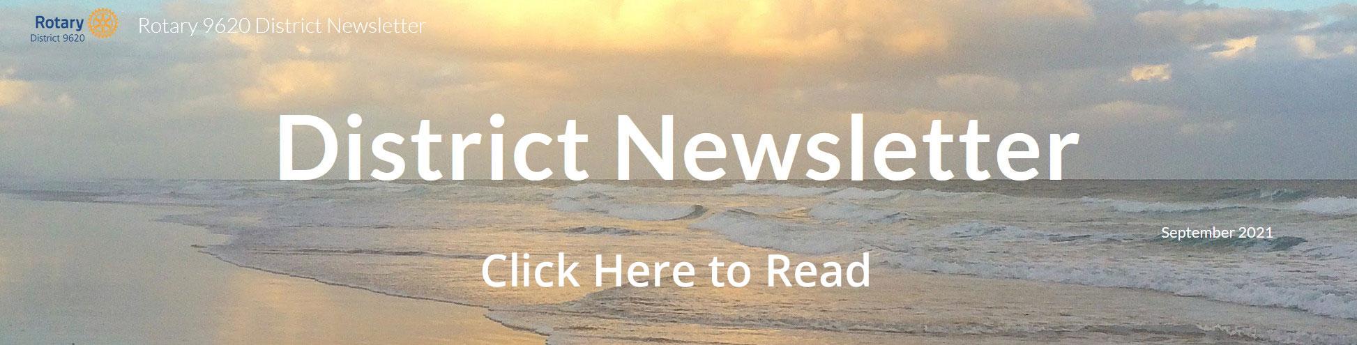 September District Newsletter