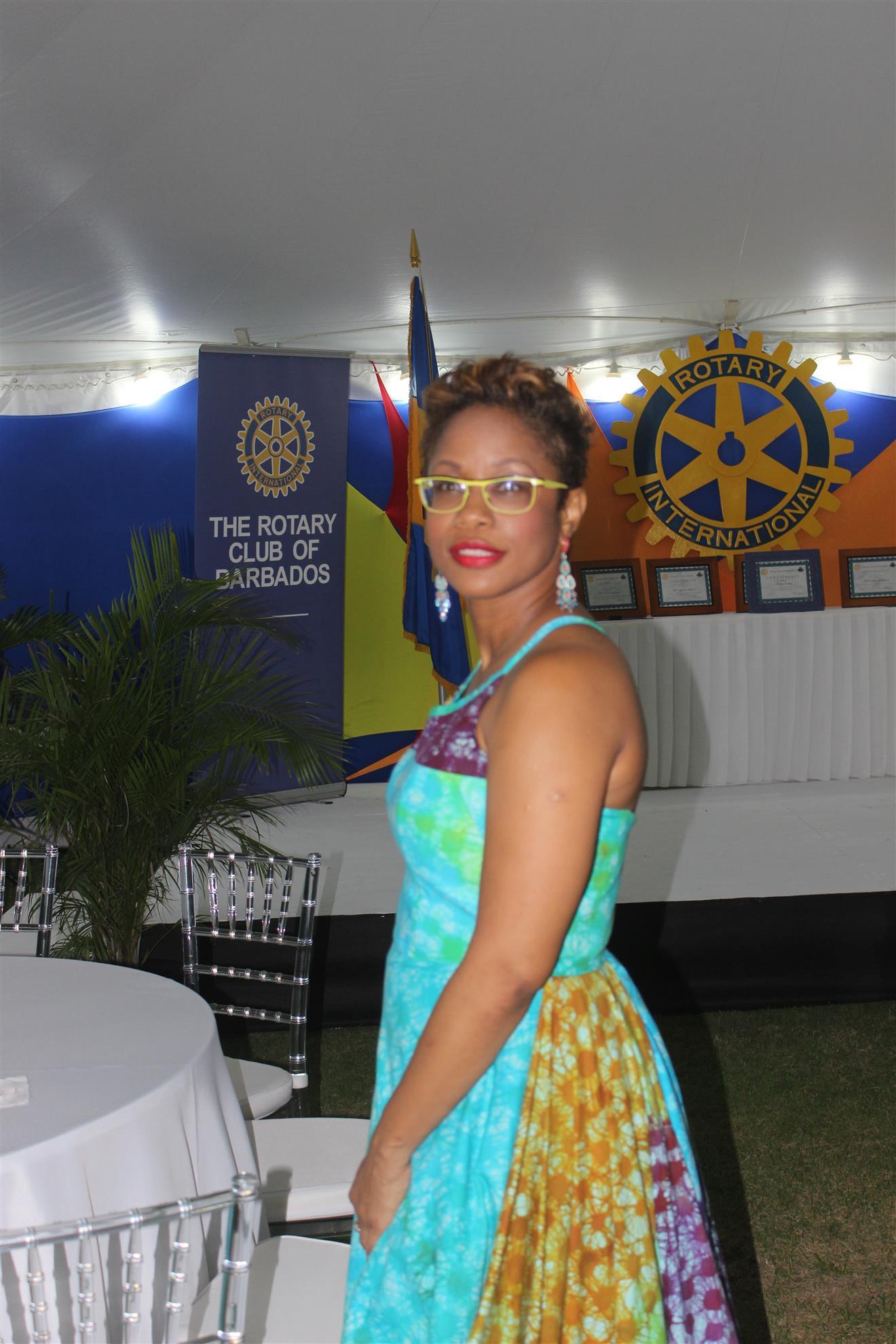 2016 RC Barbados Handover