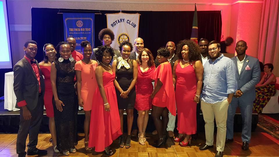 2016 RC St. Kitts Handover