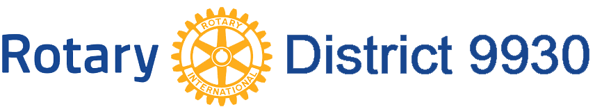 District 9930 logo