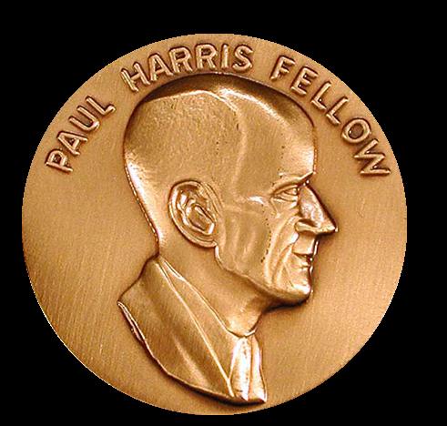 Rotary Foundation Paul Harris Fellow Rotary District 9930