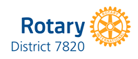 District 7820 logo