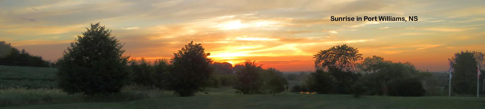 New Minas Sunrise