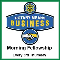 Rotary Means Business - Networking Breakfast Meeting