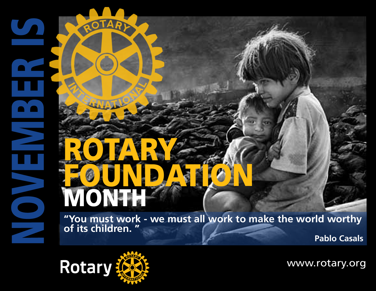 Image result for Rotary Foundation month 2019